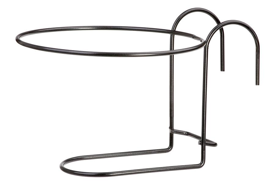 blumentopfhalter metall gel nder online kaufen versanis. Black Bedroom Furniture Sets. Home Design Ideas