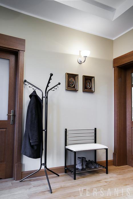 garderobenst nder schwarz aus metall online kaufen. Black Bedroom Furniture Sets. Home Design Ideas