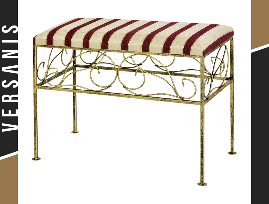 sitzbank gepolstert ohne lehne online kaufen versanis. Black Bedroom Furniture Sets. Home Design Ideas