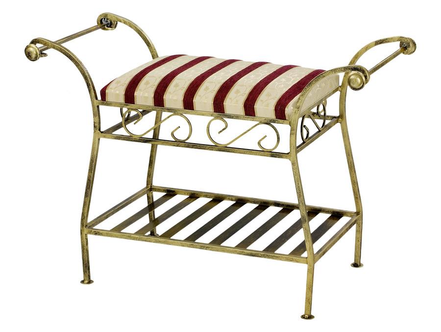 Sitzbank ohne Rückenlehne